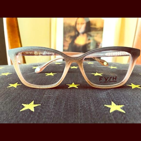 50fa435af3 Fysh women s eyeglasses